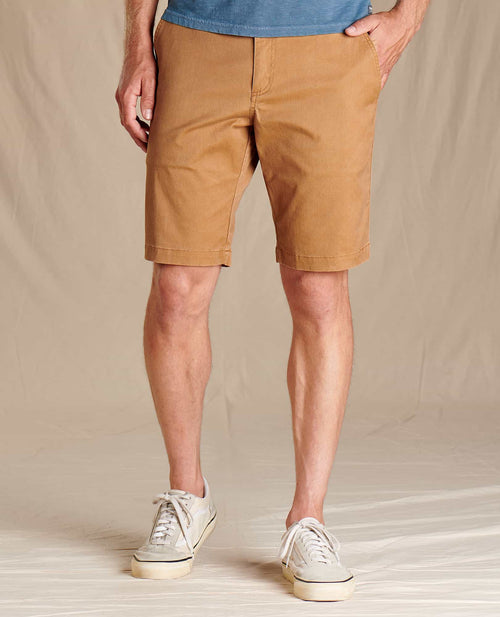 Mission Ridge Short - Tabac Vintage Wash 8""