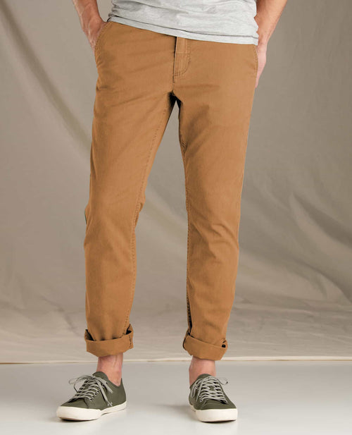 Mission Ridge Pant, Lean - Tabac Vintage Wash
