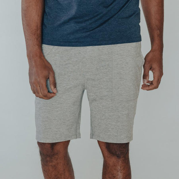 Performance Workout Short - Grey