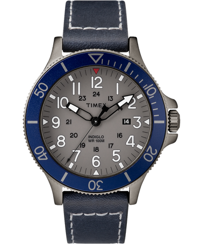 Allied Coastline Watch - Grey/Blue