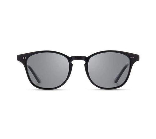 Kennedy Acetate Sunglasses, G15 Polarized - Black/Grey