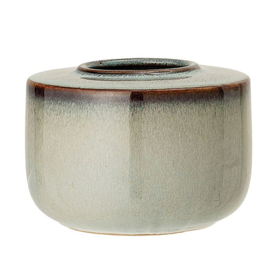 Reactive Glaze Vase - Green