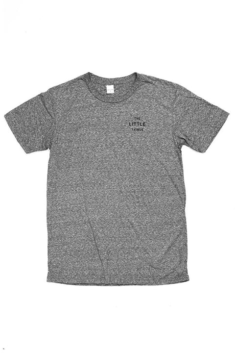 The Little Things Tee - Grey