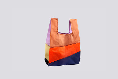 Six Colour Bag, Large - No.4
