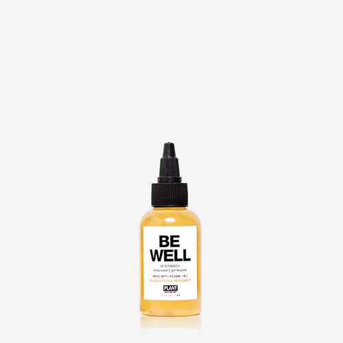 Be Well Organic Body Wash - Travel Size