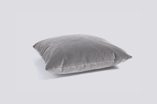 "Eclectic Grey Pillow, 19.75"" x 19.75"""