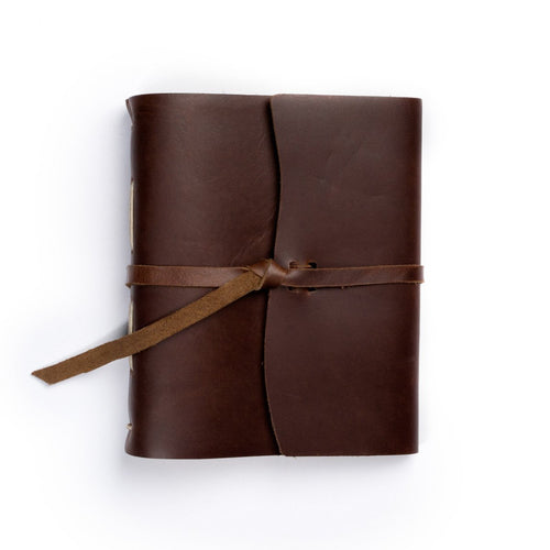 Traveler Leather Journal (various colors)