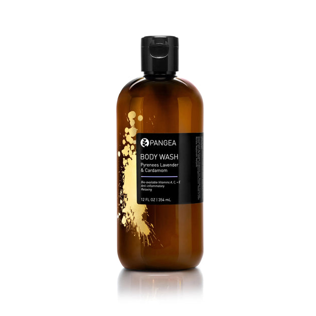 Body Wash - Pyrenees, Lavender And Cardamom