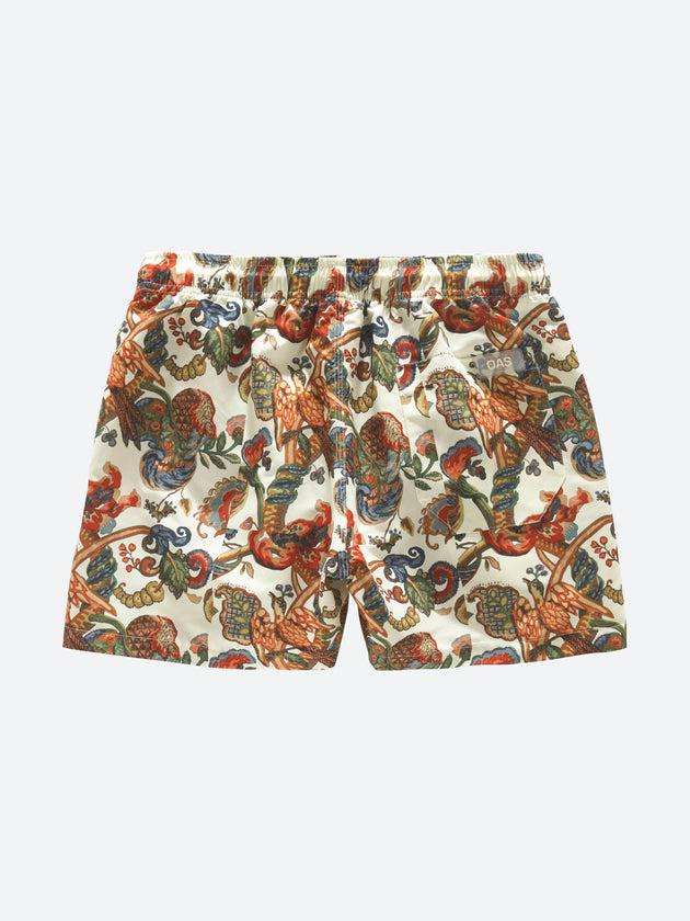 Birdie Blanco Swim Shorts