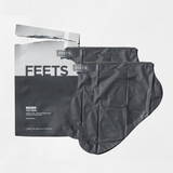 FEETS Hydrating Foot Mask, 3 pack