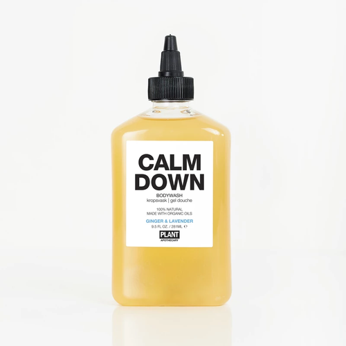 Organic Body Wash - Calm Down