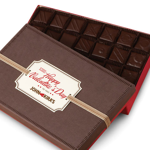 Every Flavor Chocolates - 28 Assorted pieces