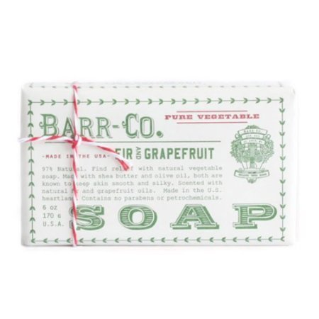 Fir and Grapefruit Bar Soap, 6 oz.