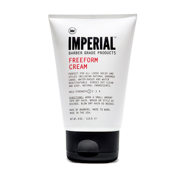 Freeform Cream, 4 oz.