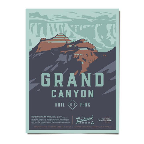 Poster - Grand Canyon