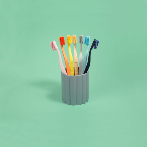 Tann Toothbrush - Dark Green