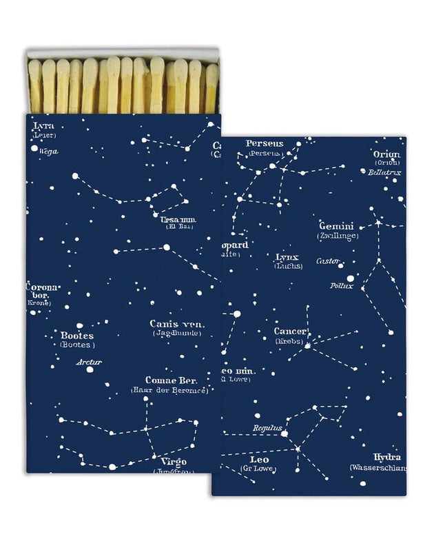 Wooden Matches - Constellation