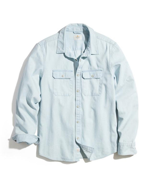 Denim Work Shirt - Light