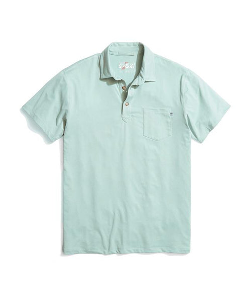 Palmer Sport Polo - Surf Blue