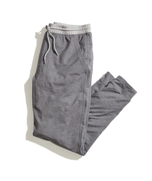 Sport Yoga Jogger - Dark Heather Grey