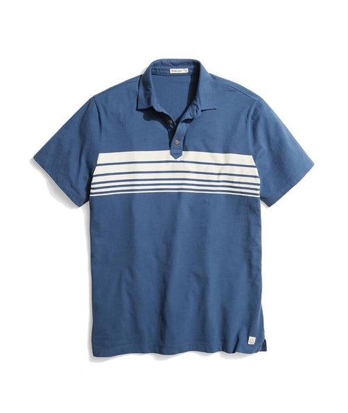 Tolleson Short Sleeve Polo - Bering Sea