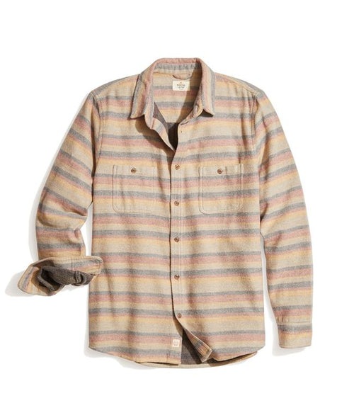Vicente Overshirt - Stripe