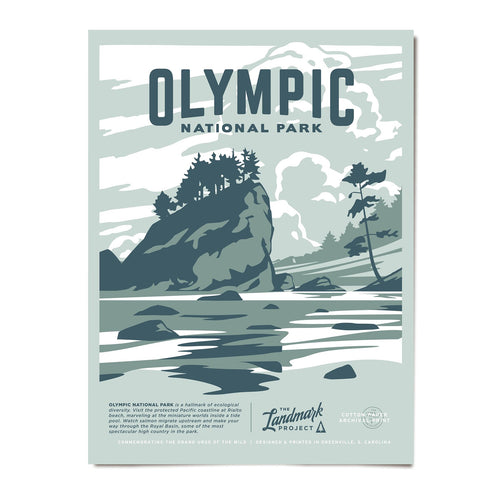 Poster - Olympic