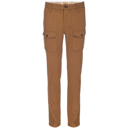 J.P. Stretch Military Pant - Camel