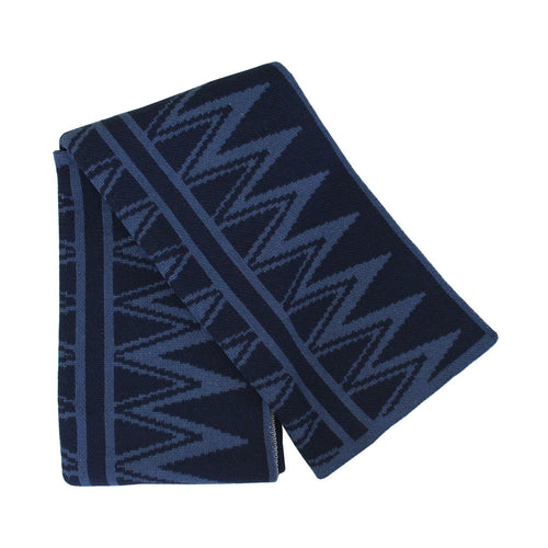 Blues Throw - Blue/Nazy