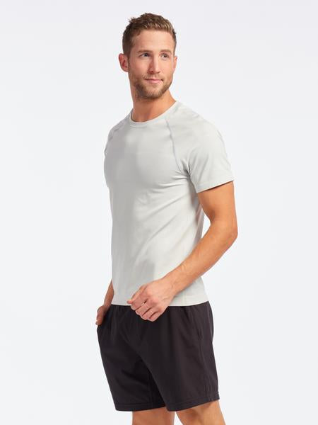 Method Seamless Short Sleeve - Plein Air Heather