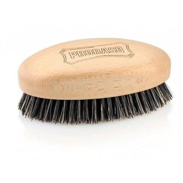 Beard Brush, Old Style Military
