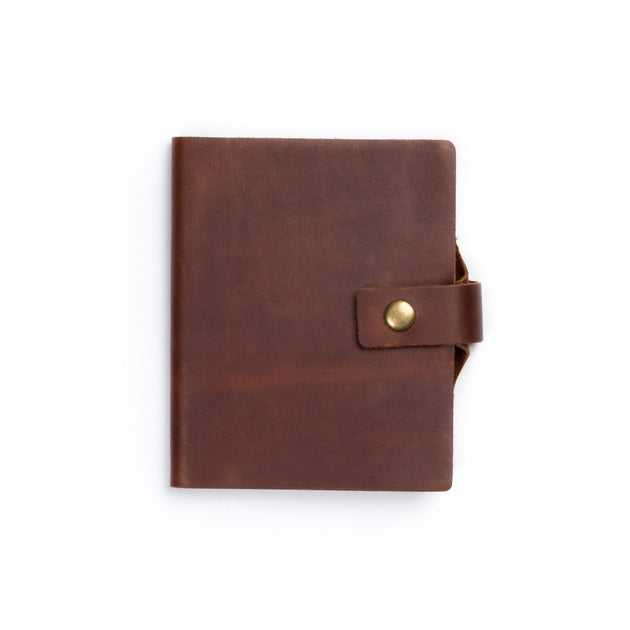 Ranger Leather Notebook - Dark Brown