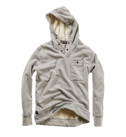 Superfleece Hoodie - Light Grey