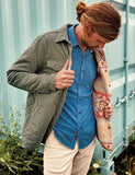 Reversible Bondi Jacket - Point Dunes