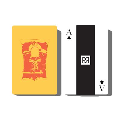 Life Jacket Playing Cards