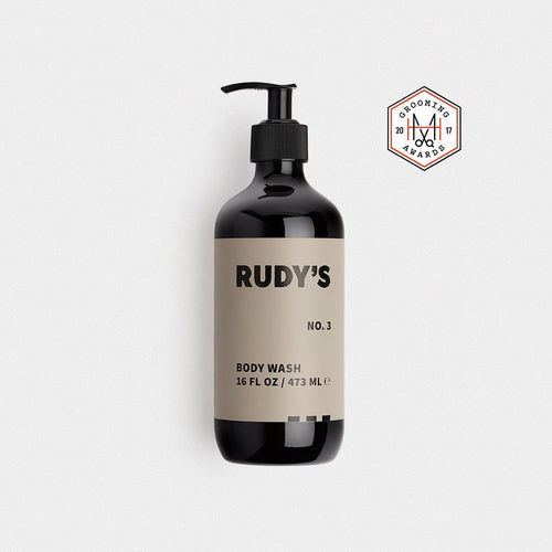 No. 3 Body Wash, 16 oz.