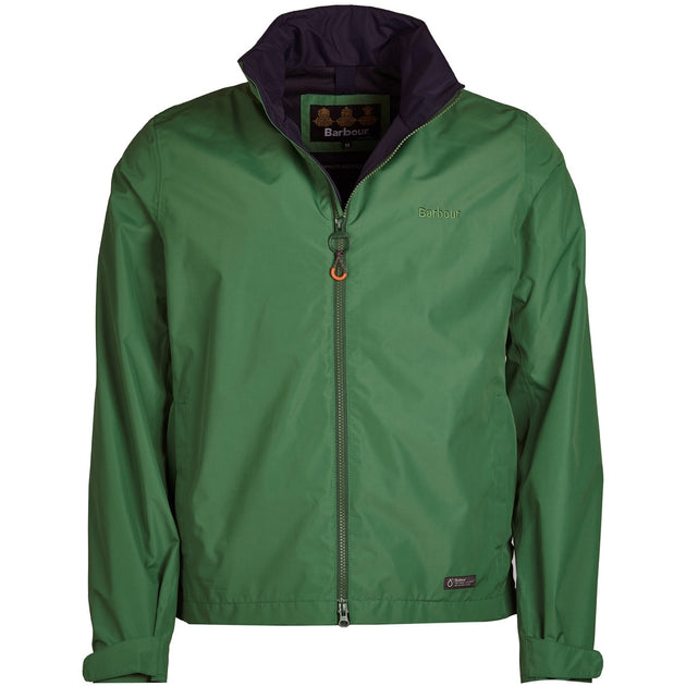 Barbour Rye Jacket - Green