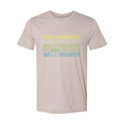 We Are Midwest Tee - Slate