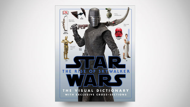 Star Wars The Rise Of Skywalker - the Visual Dictionary - by Pablo Hidalgo