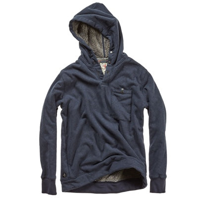 Superfleece Hoodie - Navy Heather