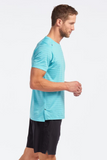 Swift Short Sleeve - Blue Curacao