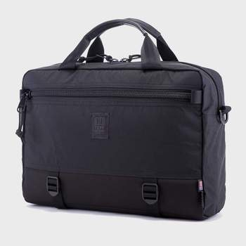 Commuter Briefcase - X-Pac Black/Ballistic Black