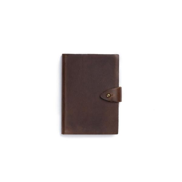 Trailhead Leather Notebook (various colors)