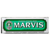 Marvis Travel Classic Strong Mint Toothpaste, 1.3 oz.