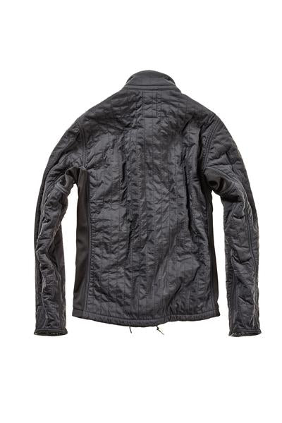 Vertical Insulator Jacket - Black Fade