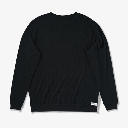 Vision Transseasonal Fleece - Dirty Black