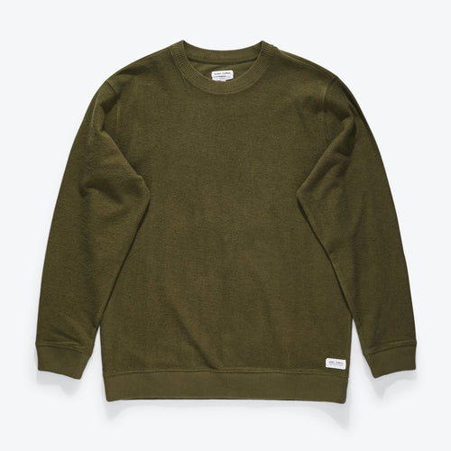 Dashboard Deluxe Fleece - Utility Green