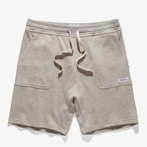 Big Bear Fleece Short - Bone