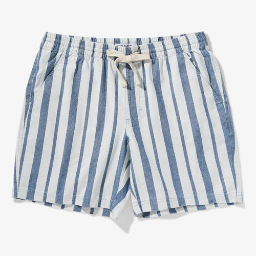 Unplug Chambray Walkshort - Smoke Blue