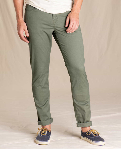 5 Pocket Mission Ridge Pant, Lean - Beetle Vintage Wash
